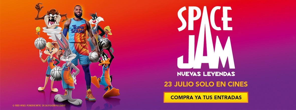 D - SPACE JAM