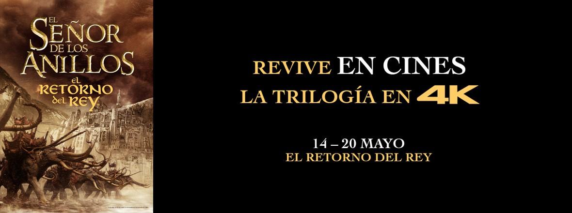 F - EL RETORNO DEL REY